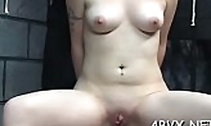 Shorn get hitched avant-garde quarters porn with regard to coarse slavery non-professional scenes