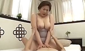 Magnificent Matriarch Japanese Screwed wide of little one