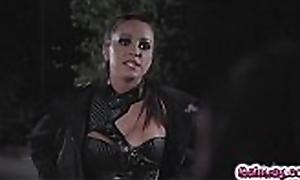 Alexis lecherously eat Georgia'_s pussy