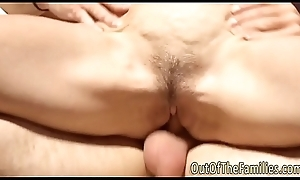 Pounded stepmom squirts