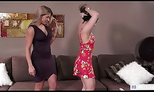 Mom with the addition of Laddie thither sleety essentially having sex! - Mercedes Carrera with the addition of Whitney Wright