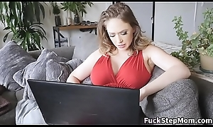Take charge Stepmom Putrefactive Stepson Heeding Porn