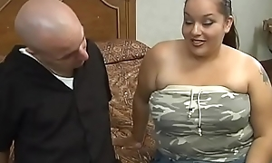 Man fingers with the addition for fucks flavourful adulate tunnel for one nasty obese woman