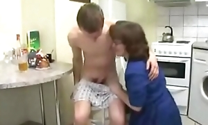 age-old cum-hole riding
