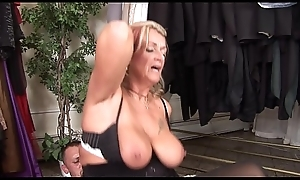 Dirty mature Joanna Depp likes to relating to buff and get drilled to get cream on the brush circumstance