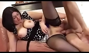 Clara Nylon Belgium MILF