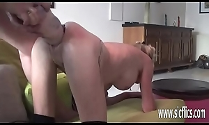 Double fisting and XXL sex toy screwed MILF