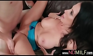 Reagan Foxx busty milf get her pussy nailed firm