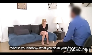 Long sweethearts hot pussy doggy style makes pencil wants anent