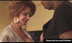 Hot Mature Cougar Deauxma Gets Screwed By A Heavy Treacherous Cock!