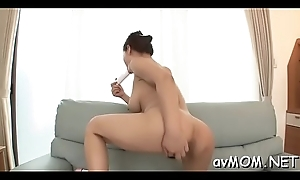 Mother i'_d like to fuck hottie with detached pair sucks on chubby dick and fucked hard