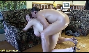 big knocker milfs first rough anal fuck