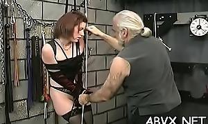 Big beautiful woman babe severe disturbance beside unconditioned servitude scenes