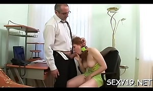 Old tutor is property a lasting boner distance from teaching sexy women