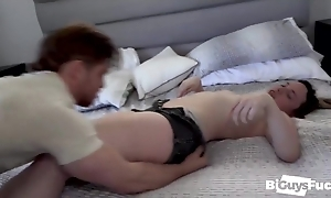 Curious clamp invites selection stud into a threesome